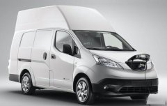 尺寸加大 年内英国上市 日产e-NV200 XL Voltia官图曝光